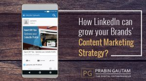 grow your Brands' Content Marketing Strategy