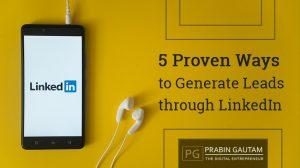 lead-generation-through-linkedIn
